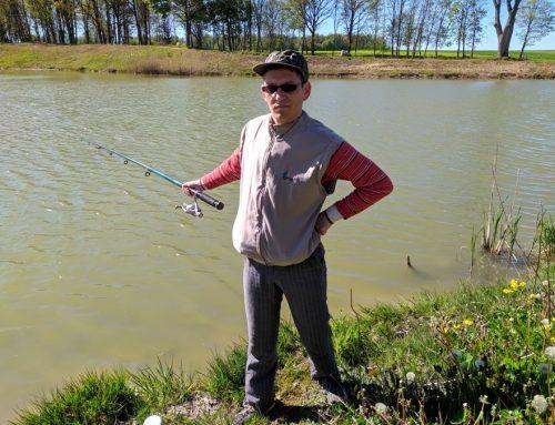 Į žvejybą