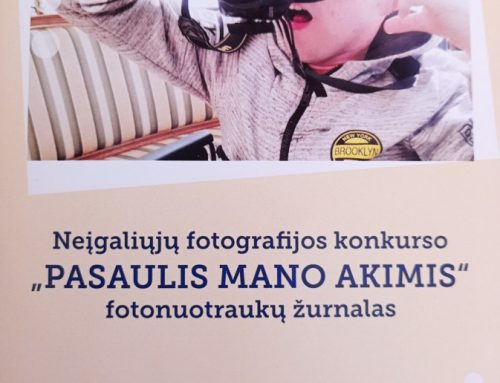 FOTOGRAFIJOS KONKURSE